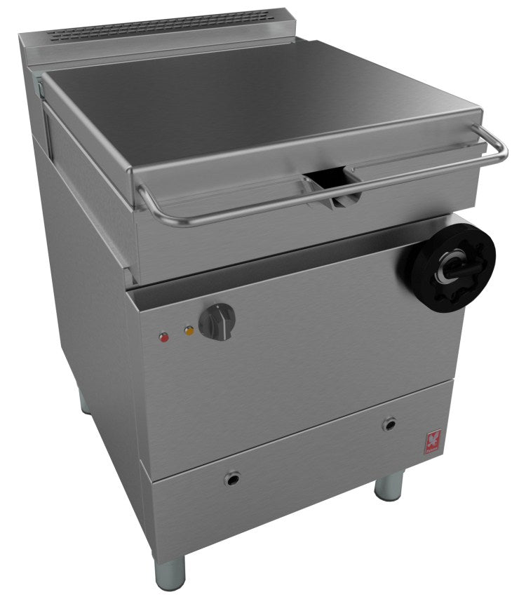 37 Litre Gas Manual Bratt Pan