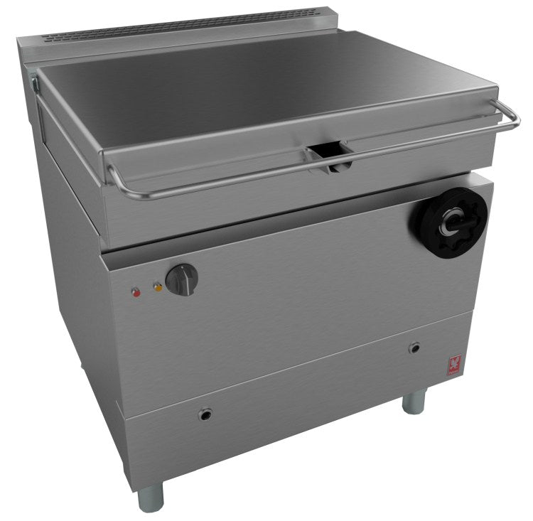 60 Litre Gas Manual Bratt Pan