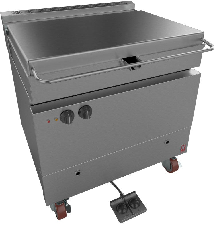 60 Litre Gas Automatic Bratt Pan