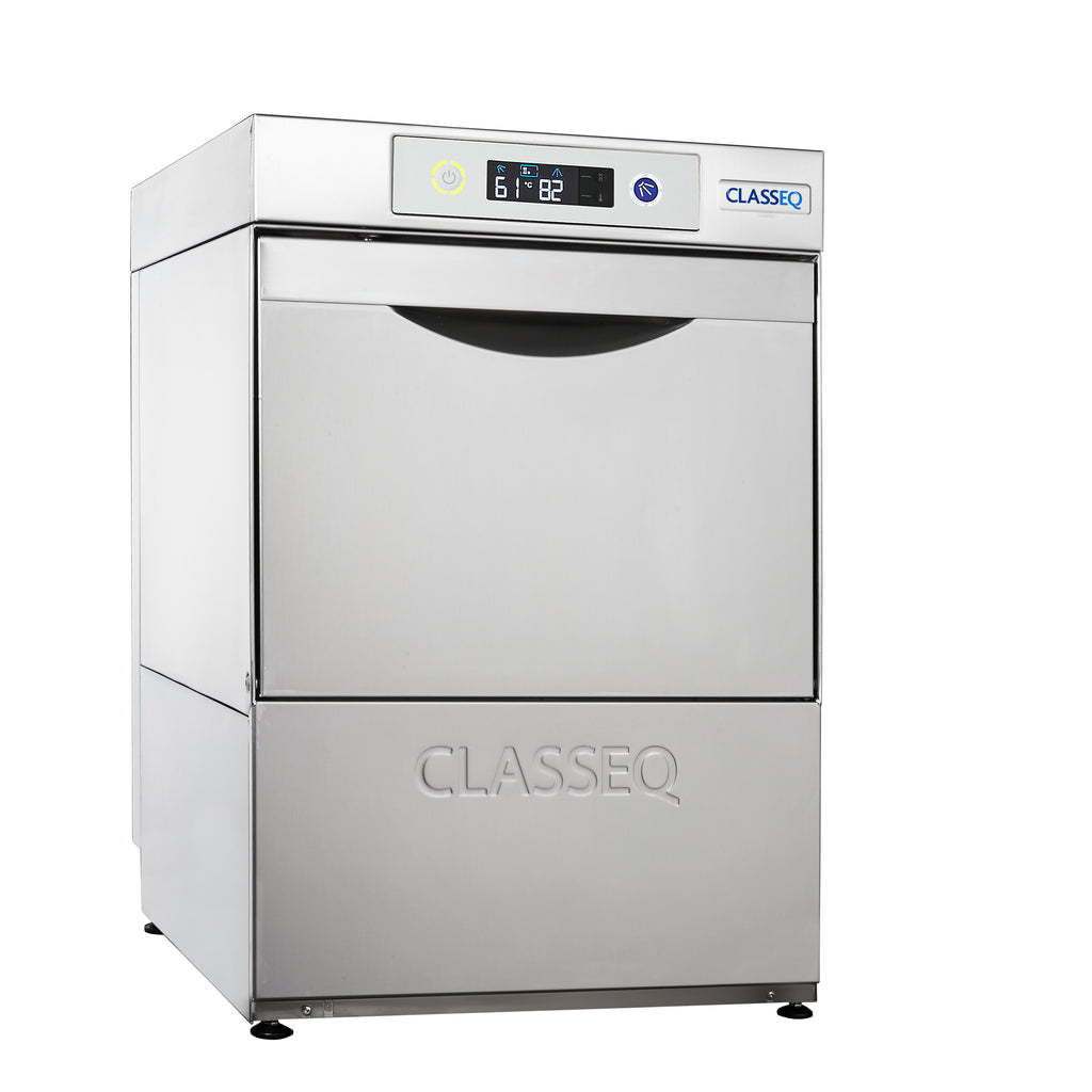Classeq Glasswasher with Drain Pump: G350P (1 Phase 13 amp)