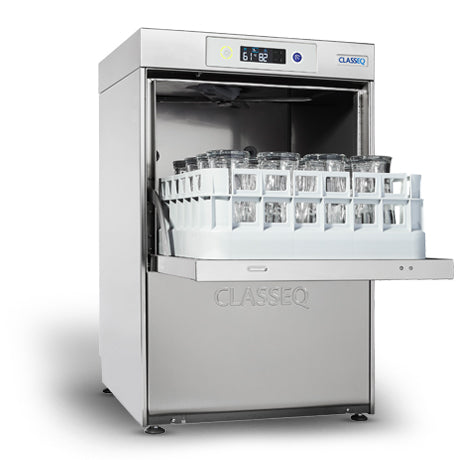 Classeq Duo Glasswasher: G400DUOWS