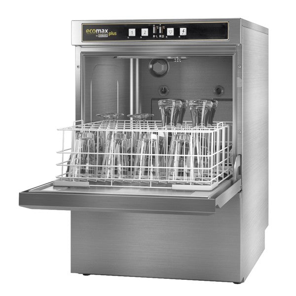 Ecomax by Hobart Glasswasher Plus: G403S