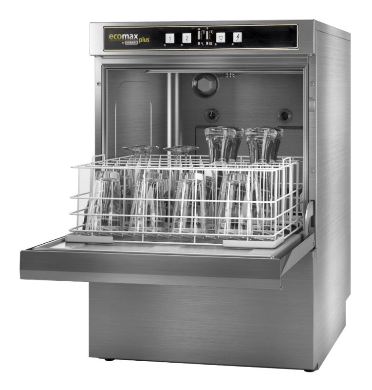 Ecomax by Hobart Glasswasher Plus: G503S