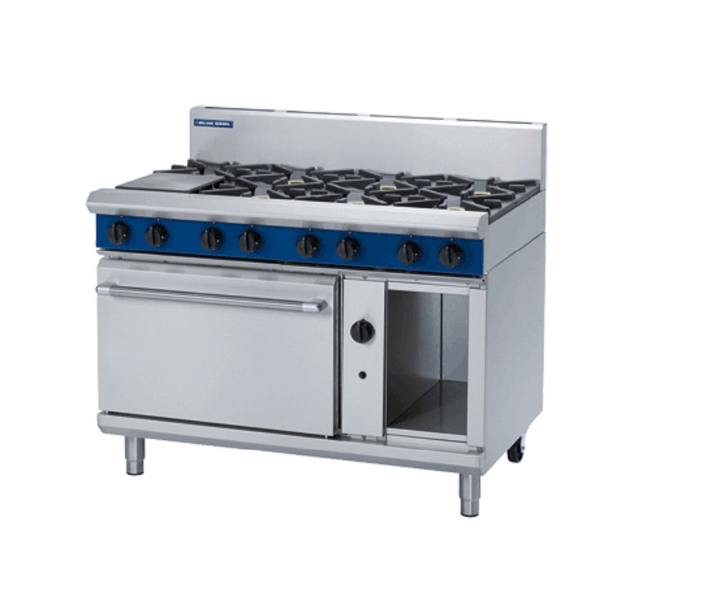 Blue Seal 1200mm Gas Static Oven 2/1 GN : G508D