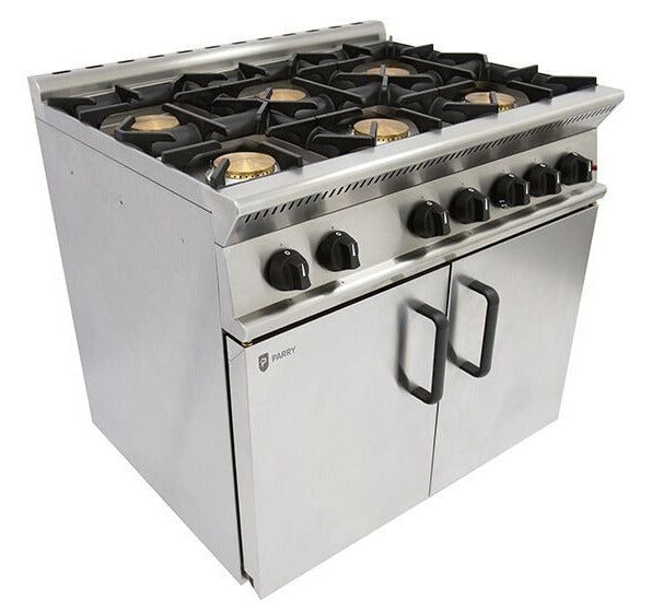 Parry 6 Burner Cooker : GB6