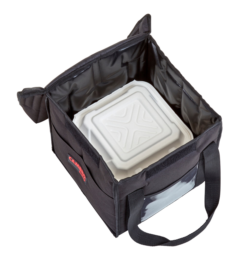 Cambro Small Folding Food Delivery Bag GBD101011
