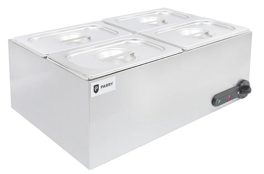 Parry GBM4 Electric Dry Well Bain Marie