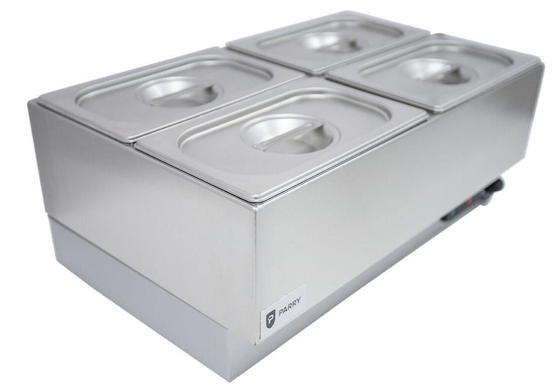 Parry GBM4W Electric Wet Well Bain Marie