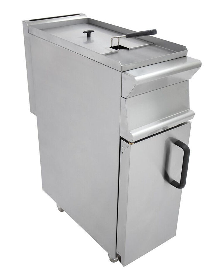 Parry LPG Single Pedestal Fryer