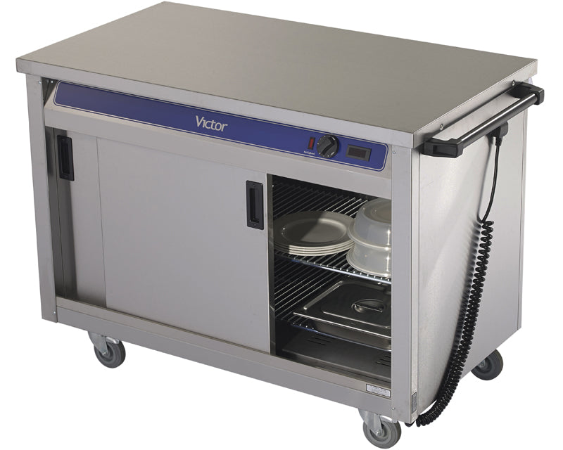 Victor Plain top hot cupboard HC30MS