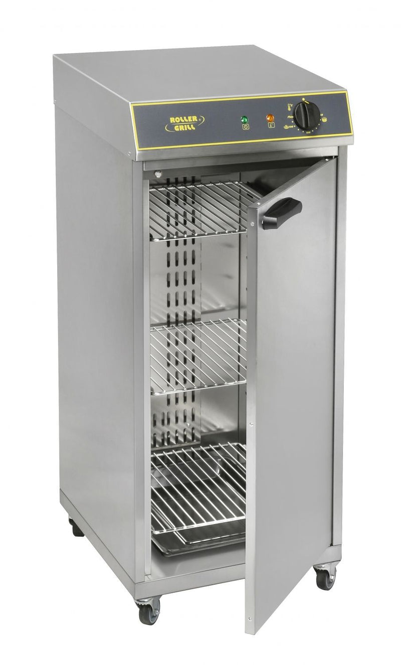 Roller Grill 60 Plate Mobile Hot Cupboard HV 60 GN