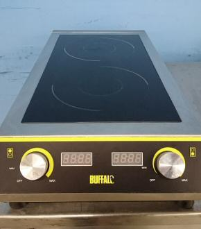 Induction Hob 13 Amp: Buffalo (quote 41636)