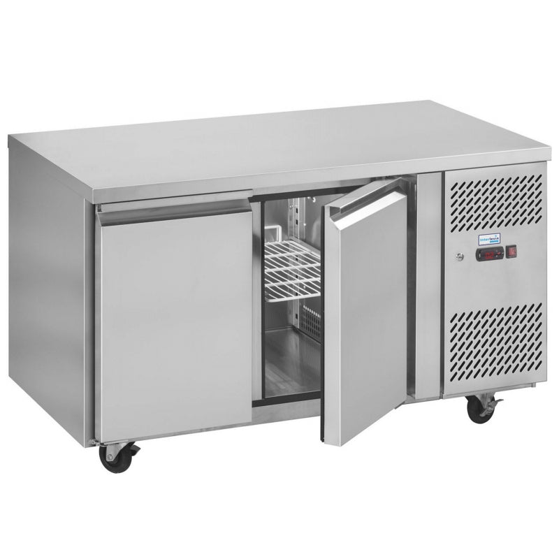 Interlevin Two Door Gastronorm Counter 215 litre PH20