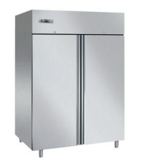 U-Select Upright Fridge 2 Door KK 1410-1
