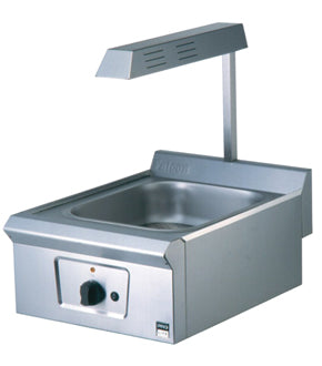 Falcon Pro-Lite Countertop Electric Chip Scuttle - LD60