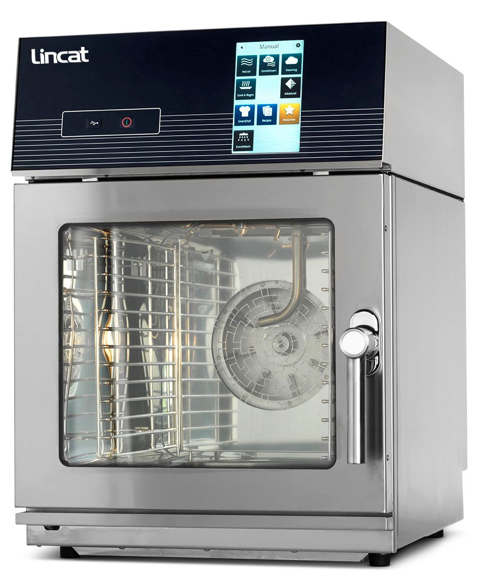 Lincat CombiSlim 1.06 Electric Counter-top Combi Oven LCS106I