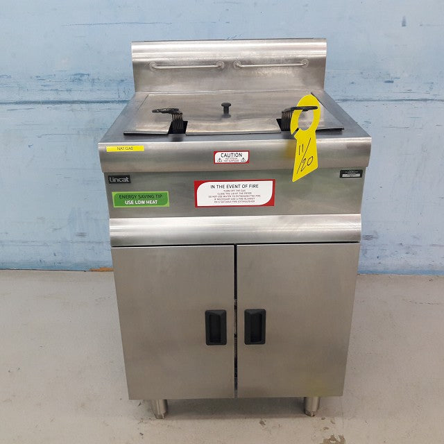 Lincat Double Basket Fryer J10/N 48817