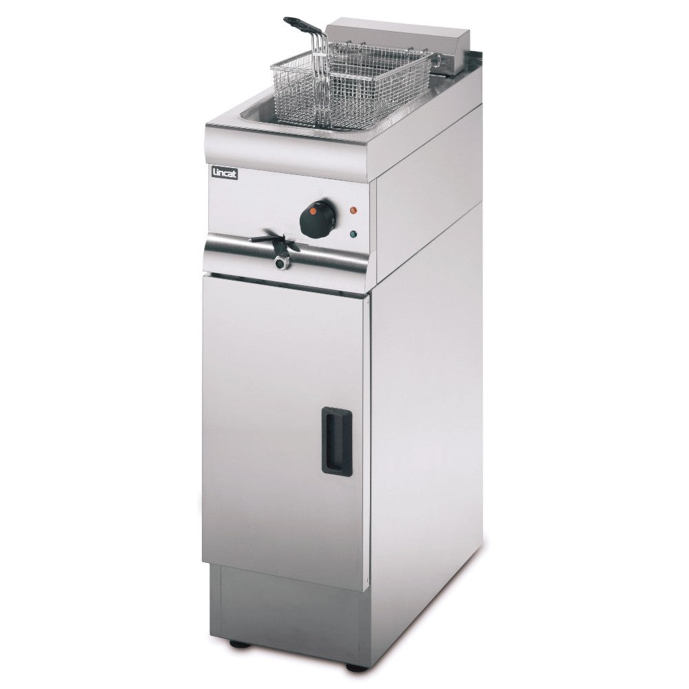 Lincat Silverlink 600 Electric Free-standing Single Tank Fryer 1 Basket J9