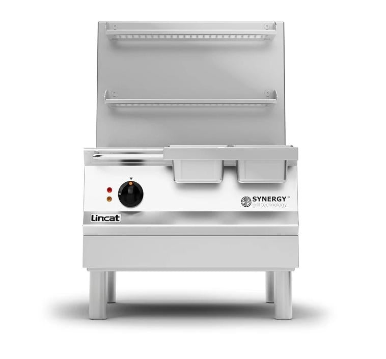 Lincat Opus 800 Natural Gas Synergy Grill: OG8410