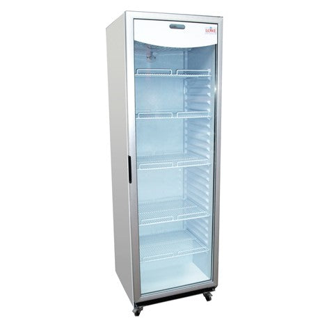 Lowe Global One Door Glass Door Freezer G1