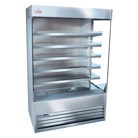 Lowe Stainless Steel 1200mm Multideck Slimeline Elite SD60/120