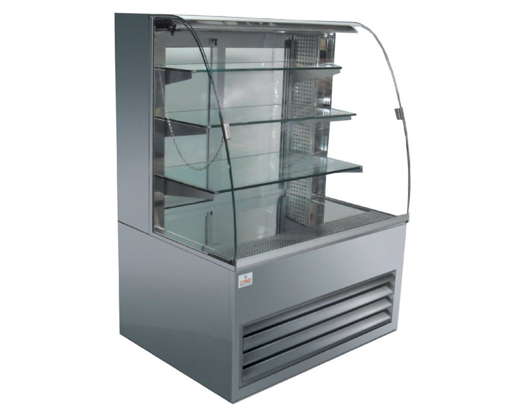 Lowe Crystal Patisserie Display Case LC1/120