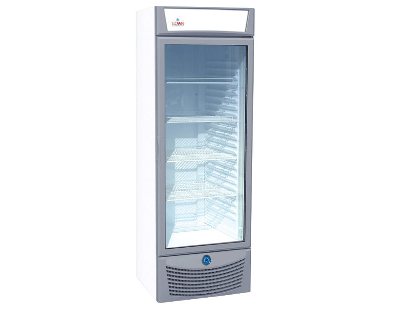 Lowe Nero 1 Single Door Upright Freezer