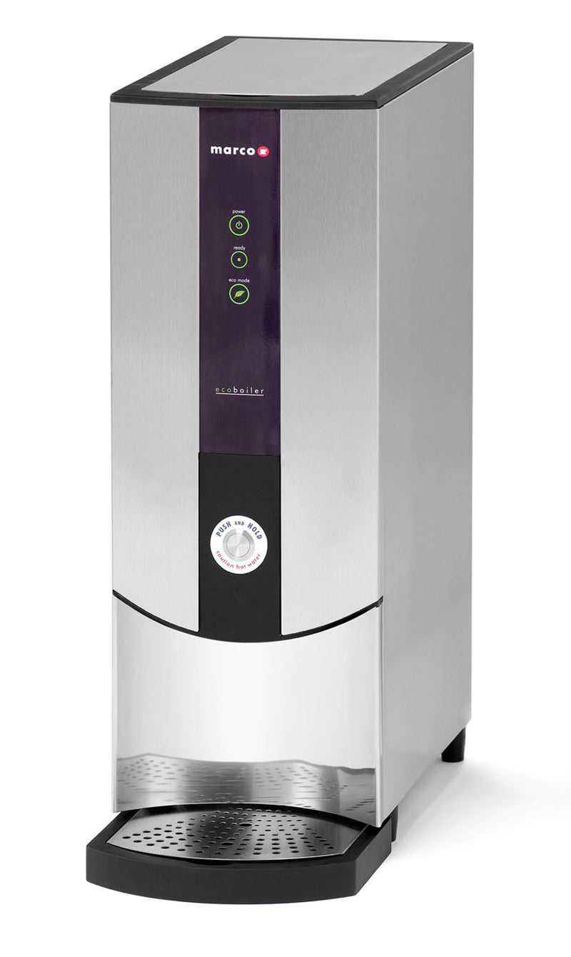 Marco Beverage Systems Ecoboiler PB10 10 Ltr Push Button Water Boiler : 1000666