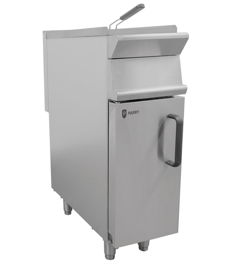 Parry Natural Gas Single Pedestal Fryer