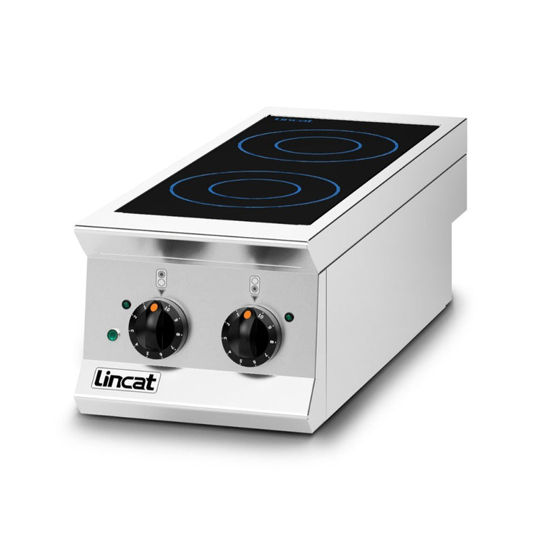 Lincat Opus 800 Electric Two Zone Induction Hob : OE8013