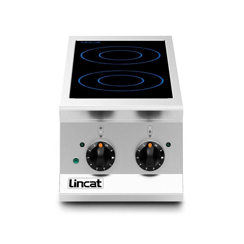 Lincat Opus 800 Electric Two Zone Induction Hob OE8013