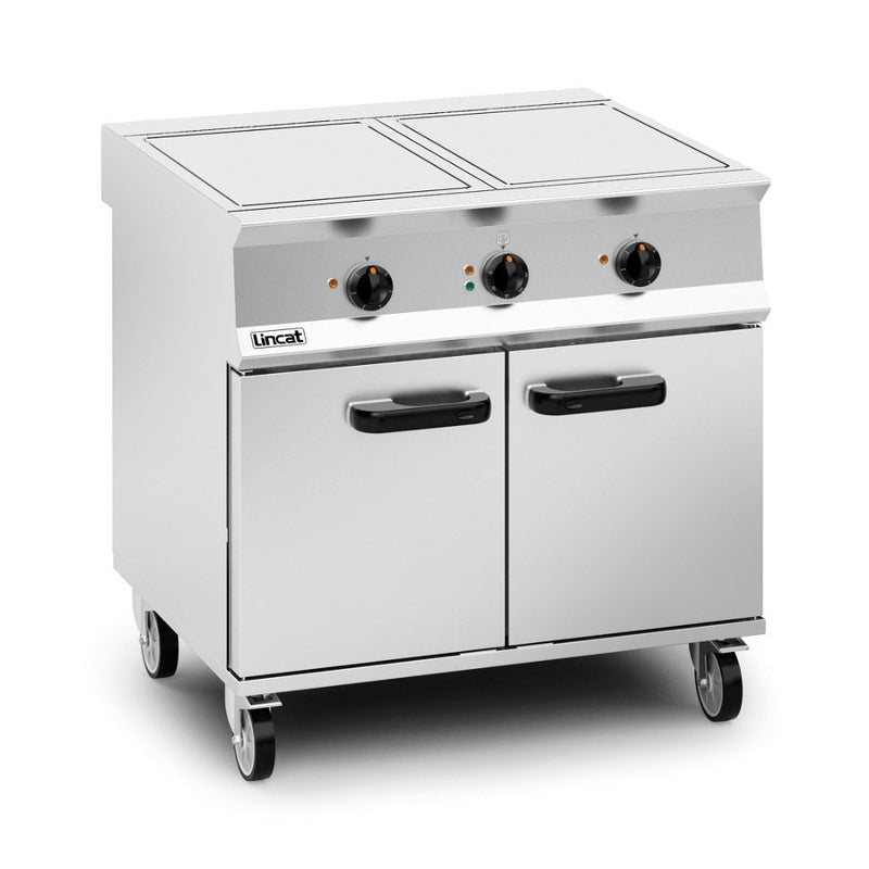 Lincat Opus 800 Electric Solid Top Oven Range : OE8015