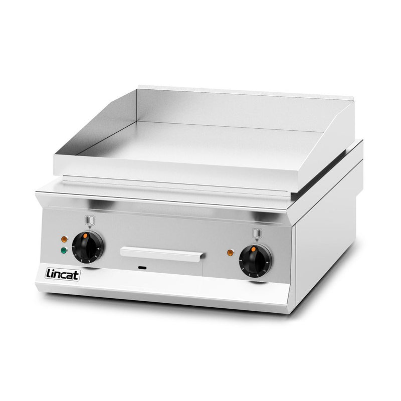 Lincat Opus 800 Steel Electric Griddle : OE8205