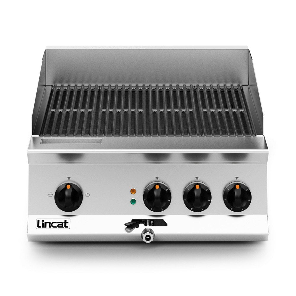 Lincat Opus 800 Electrical Chargrill 600mm : OE8405
