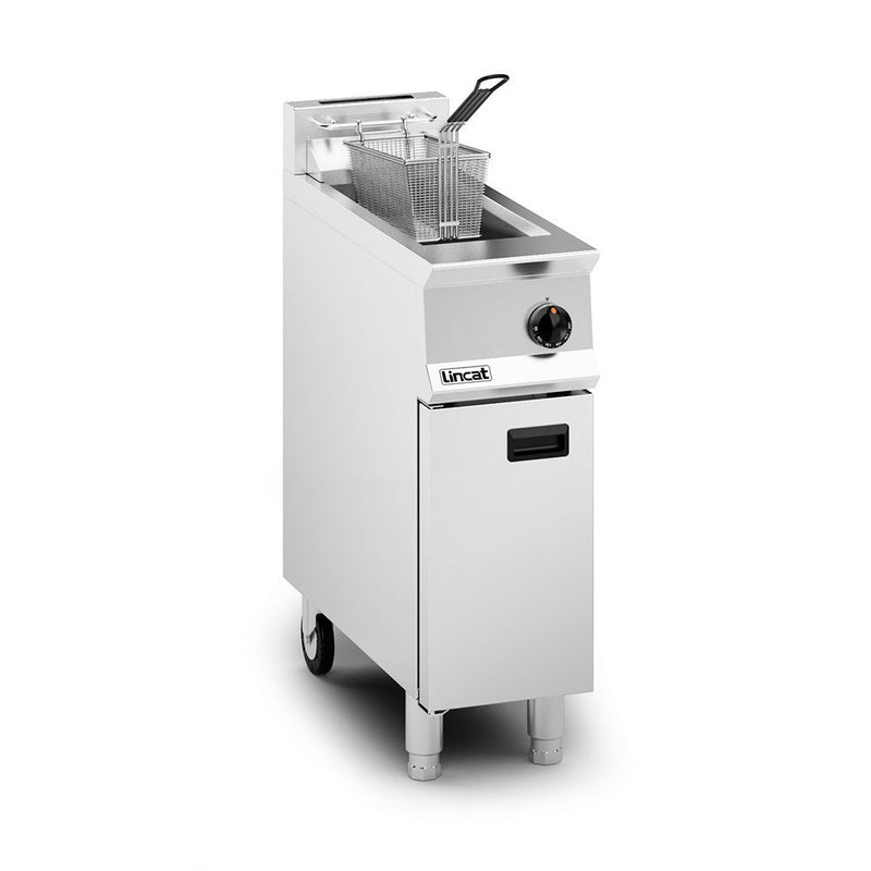 Lincat Opus 800 Single Tank Gas Fryer : OG8110/N