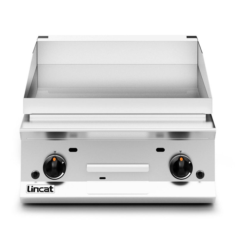 Lincat Opus 800 Chrome Gas Griddle 600mm : OG8201/C/N