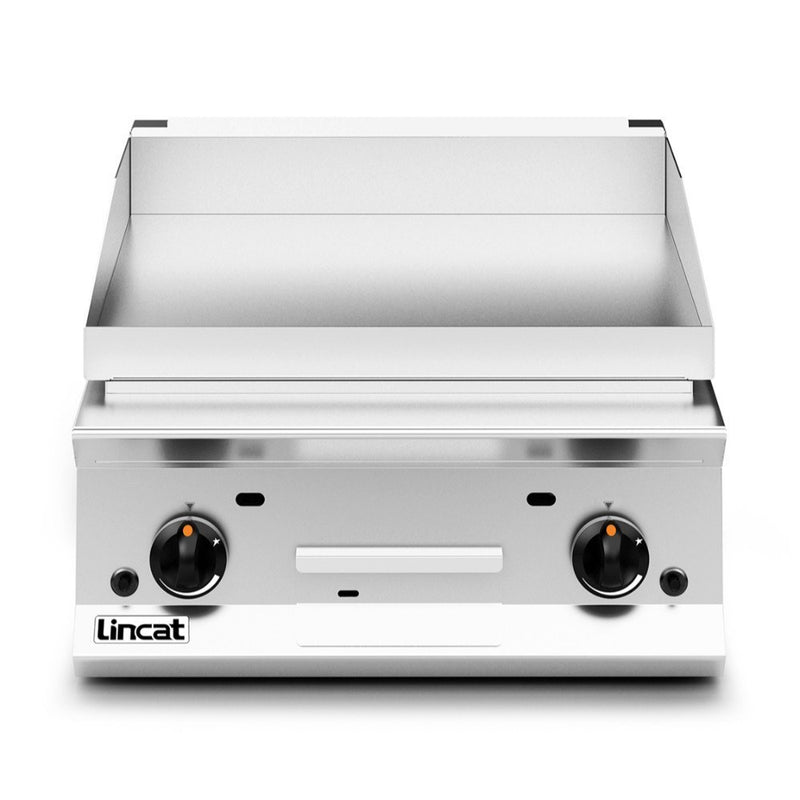 Lincat Opus 800 Steel Gas Griddle 600mm : OG8201/N
