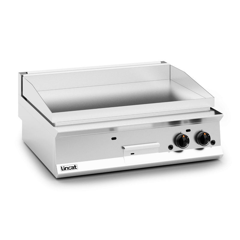 Lincat Opus 800 Steel Gas Griddle 900mm : OG8202/N