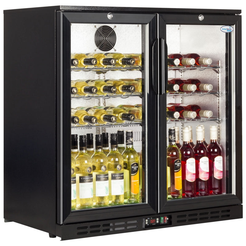 Interlevin Back Bar Fridge PD20H
