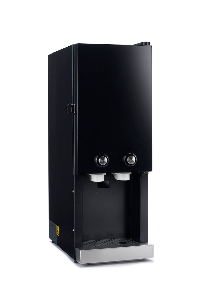 Autonumis 2 x 3L Miniserve Dispenser Black : PZC00015