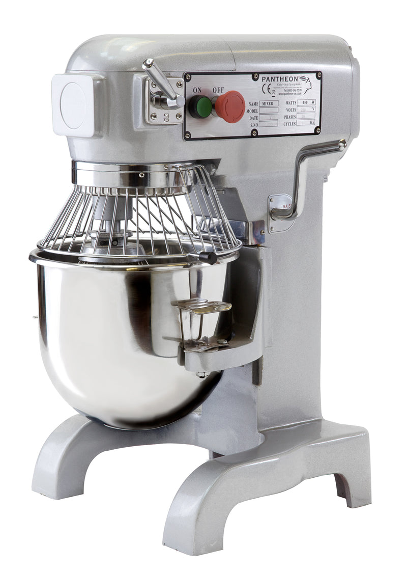 Pantheon 10 Litre Planetary Mixer: PM10