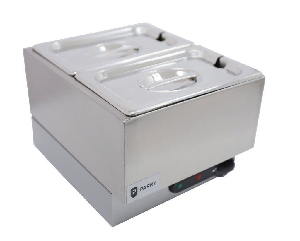 Parry GBM2W Electric Wet Well Bain Marie