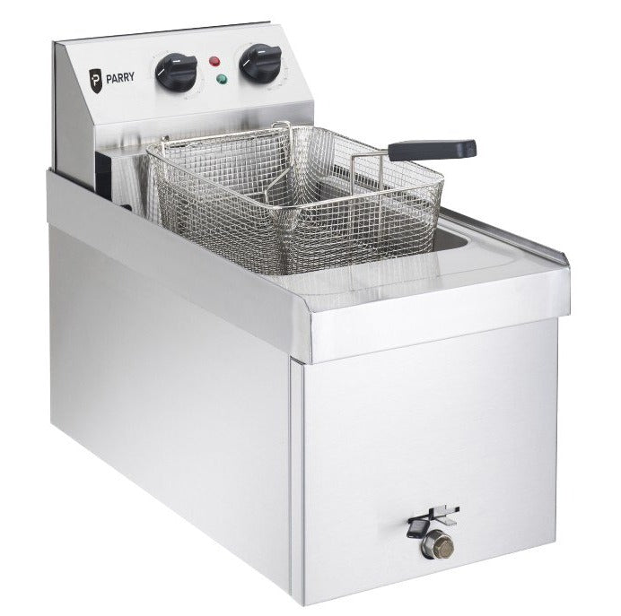Parry NPSF3 Single Tabletop Electric Fryer