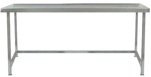 Parry Stainless Steel Table No Under Shelves 1800 X 600 X 900