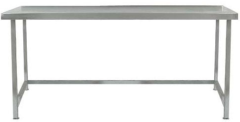 Parry Stainless Steel Table No Under Shelves 1200 X 600 X 900
