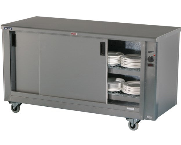 Victor Heavy duty plain top hot cupboard PEER16