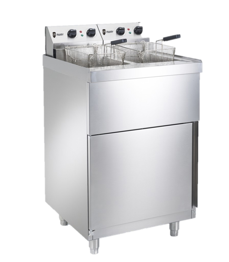Parry NPDPF6 Double Pedestal Fryer 6kW