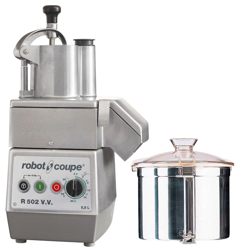 Robot Coupe R502 VV Variable Speed Professional Food Processor