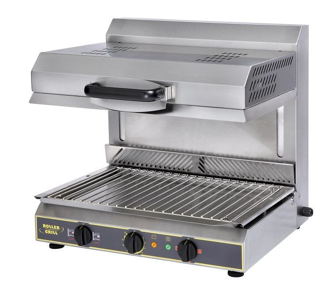 Roller Grill Electric Rise and Fall Ceramic Salamander Grill - SEM600VC-PDS