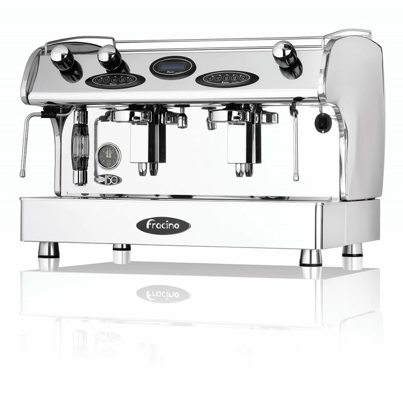 Fracino Romano 2 Group Electronic Coffee Machine: FR2E
